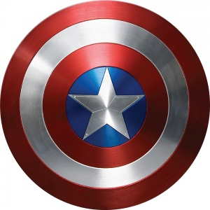 Bouclier de captain america terre 199999 marvel - Bouclier capitaine america ...